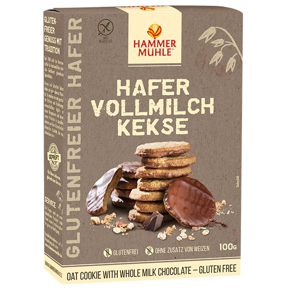 HAFER Vollmilch Kekse