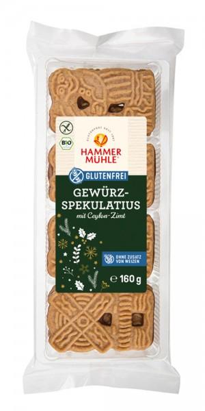 Hammermühle Bio Spekulatius glutenfrei