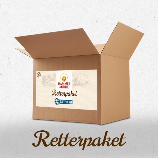 Hammermühle Retterpaket glutenfrei