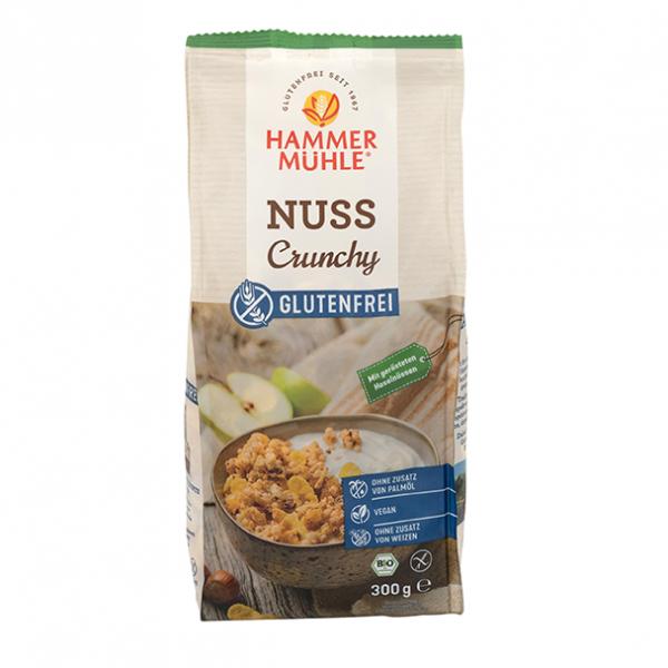 Bio Nuss Crunchy