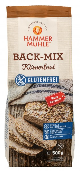 Back-Mix Körnerbrot