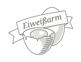 Eiweißarm