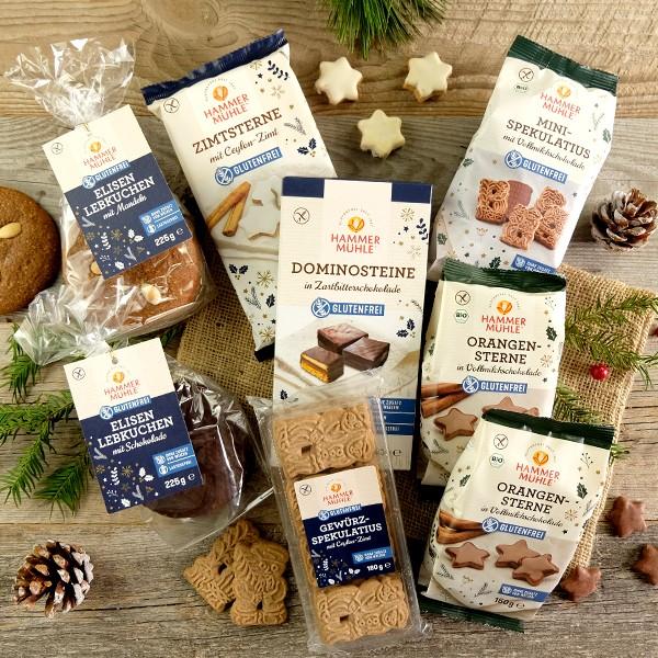 Hammermühle Weihnachtspaket glutenfrei