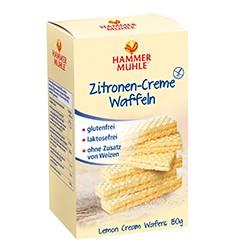 Zitronen-Creme-Waffeln, 2 x 75 g