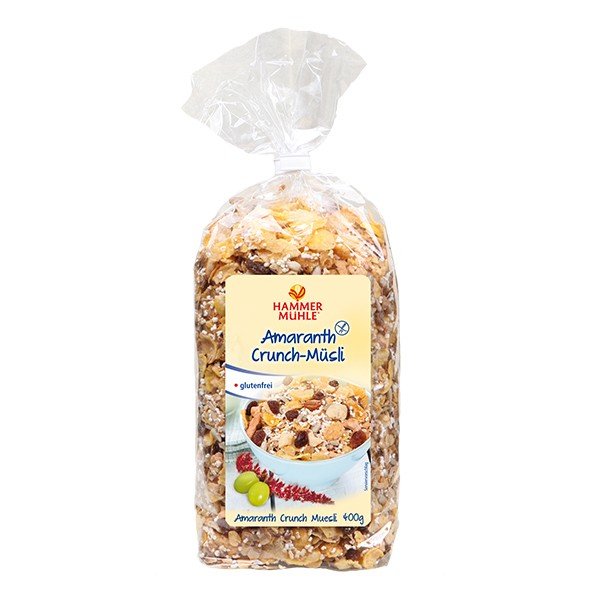 Amaranth Crunch-Müsli