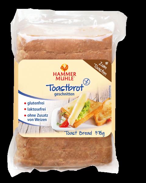 Toastbrot, geschnitten, haltbar