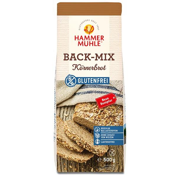 Back-Mix Körnerbrot