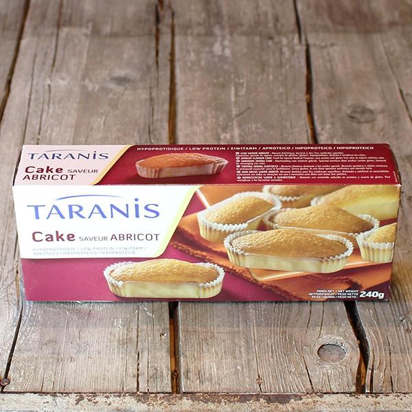TARANIS Mini-Aprikosenkuchen, 6 x 40 g