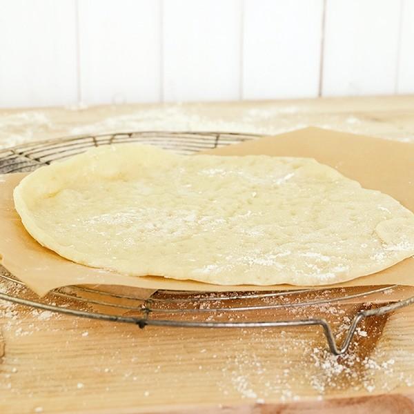 Pizzaboden vorgebacken, 3 Stück