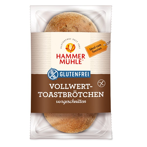 Vollwert-Toastbrötchen, MHD 05./06.01.2021