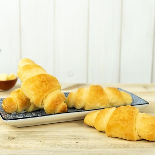 Croissants frisch, 4 Stück