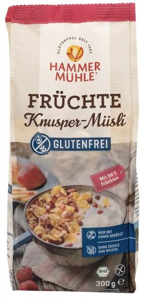Bio Früchte Knusper-Müsli