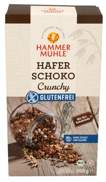 Bio Hafer-Schoko-Crunchy
