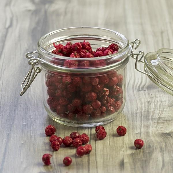 Rote Johannisbeeren, gefriergetrocknet