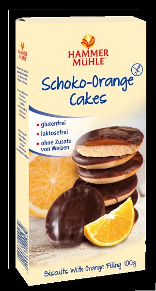 Schoko-Orange-Cake