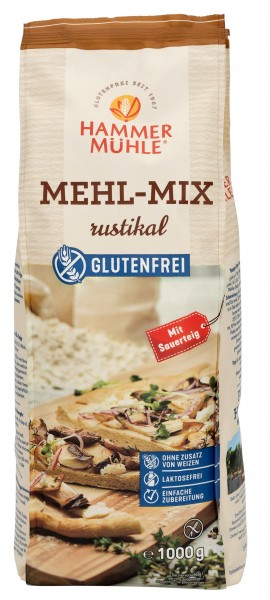 Mehl-Mix rustikal