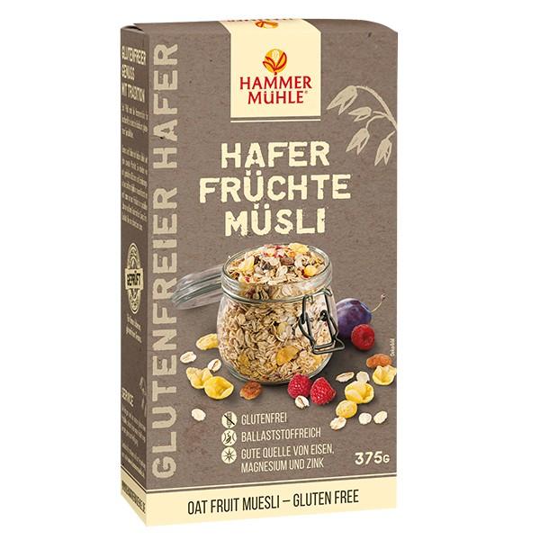 HAFER Früchte Müsli