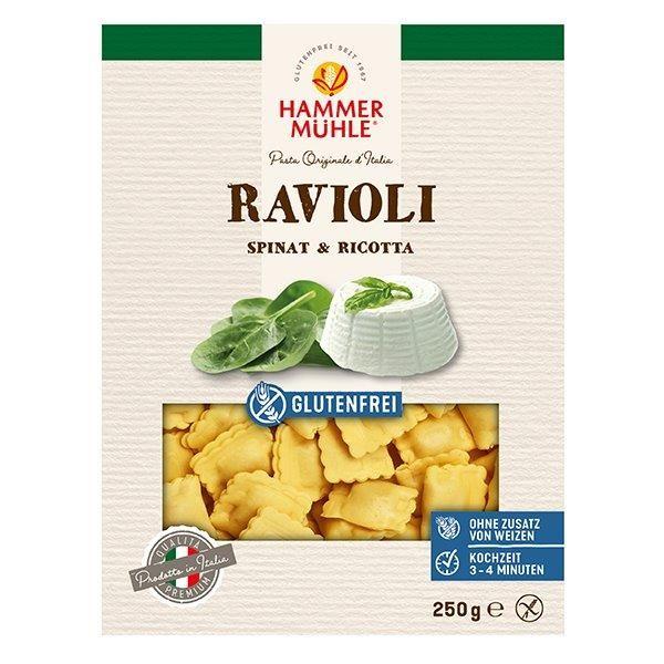 Ravioli Spinat & Ricotta