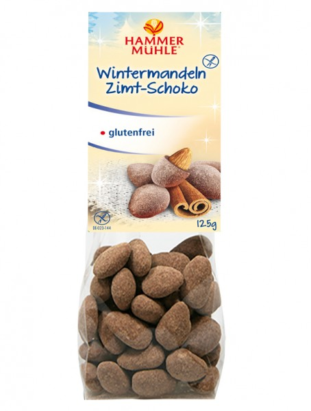 Wintermandeln Zimt-Schoko