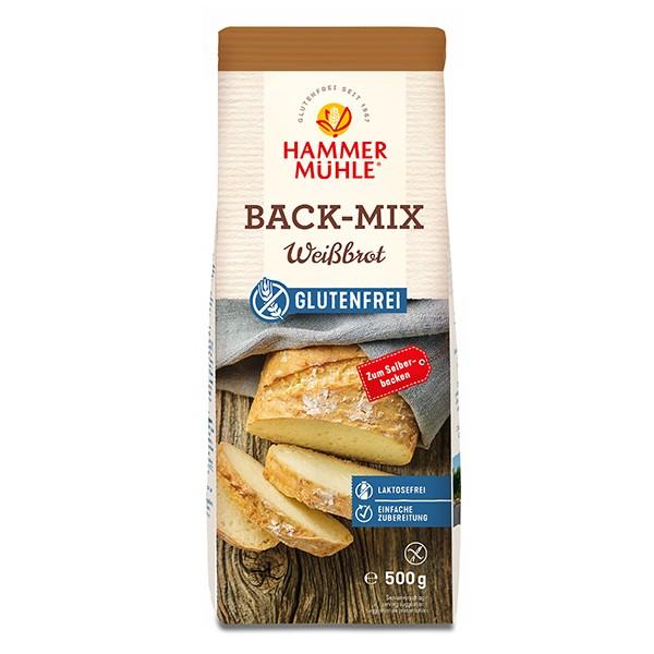 Back-Mix Weißbrot