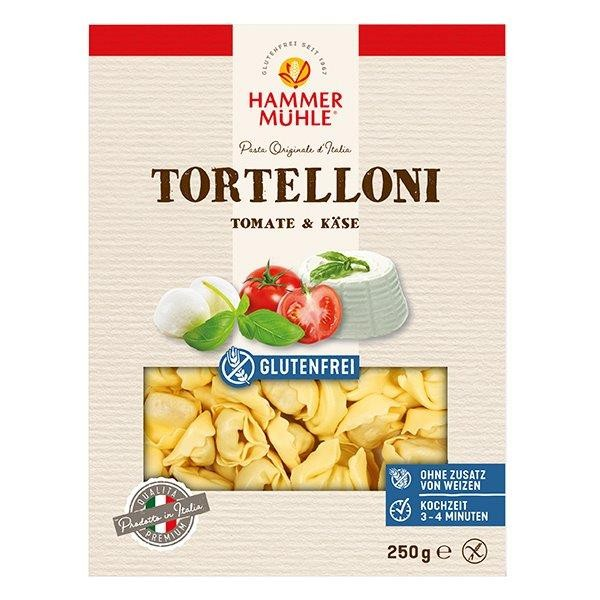 Tortelloni Tomate & Käse