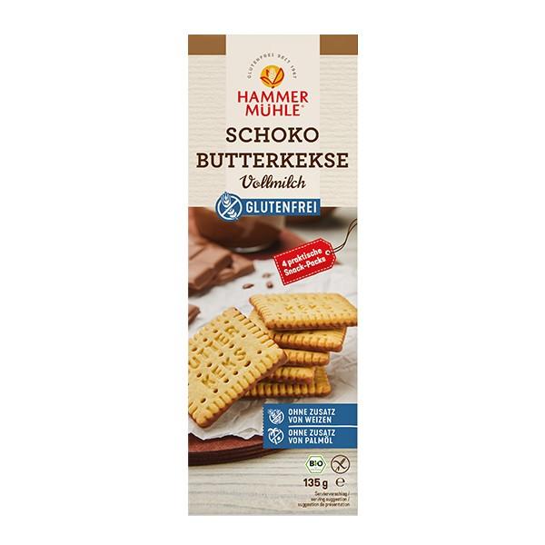 Bio Schoko Butterkekse Vollmilch