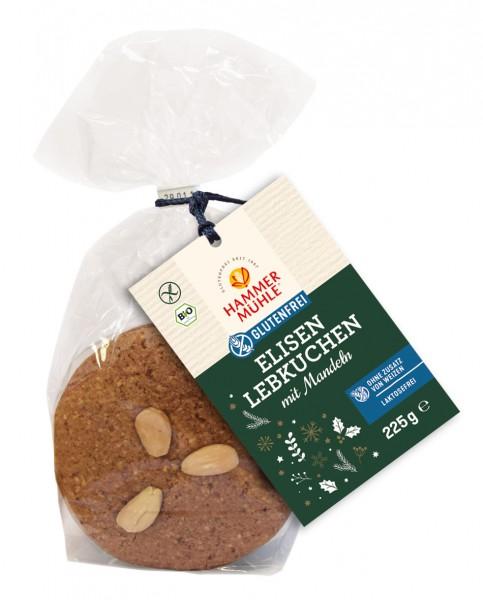 Hammermühle Bio Elisenlebkuchen mit Mandeln glutenfrei